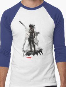 Tomb Raider - Survivor is Born Men's Baseball ¾ T-Shirt