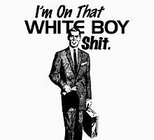 I'm On That White Boy Shit  Men's Baseball ¾ T-Shirt