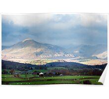 Balwith Knott, Cumbria Poster