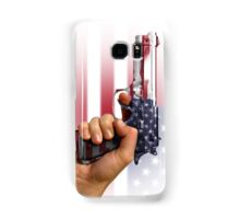 'Murican Gun Samsung Galaxy Case/Skin