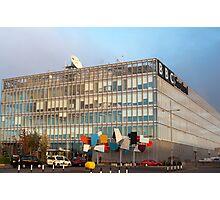 BBC Scotland, Pacific Quay, Glasgow Photographic Print