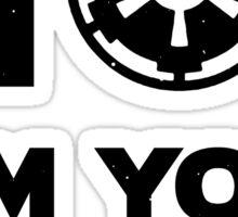 Star Wars - No, I Am Your Father Sticker