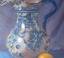 Classy Orange by Amanda Voris