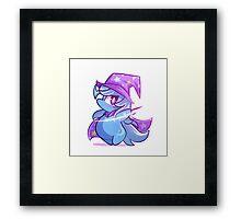 Trixe is Magic Framed Print