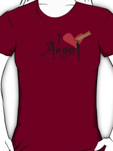 I Heart Angel T-Shirt