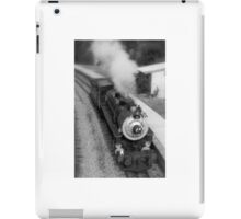 Steam Train in the Station. iPad Case/Skin