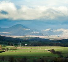 Blawith Knott in Cumbria by photoeverywhere