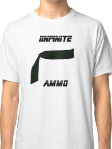 Metal Gear Infinte Ammo Classic T-Shirt
