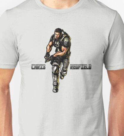 Chris RedField Unisex T-Shirt