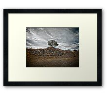 ©MS Sky View In Windy Point IVABT Framed Print