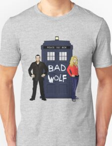 The Ninth Doctor and Rose T-Shirt