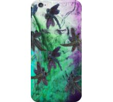 Dragonfly Magic  iPhone Case/Skin