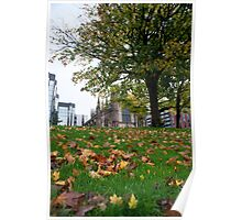 St Andrews Cathedral in Glasgow Poster