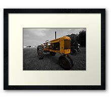 Minneapolis Moline Framed Print