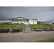 Bamburgh Cricket Pavillion Photographic Print