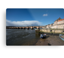 Berwick Upon Tweed Metal Print