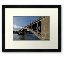 Berwick Upon Tweed Framed Print