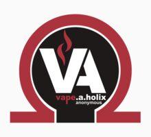 Vape-A-Holix Tee by vapethreads