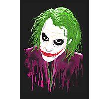 Jokers Wild Photographic Print