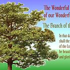 The Branch of the Lord by aprilann