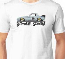 Reliant Scimitar SS1 Batmobile Sprint Car Unisex T-Shirt