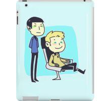 punch it iPad Case/Skin