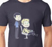 punch it Unisex T-Shirt