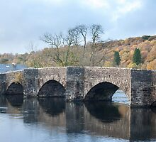 Newby Bridge in Cumbria, England by photoeverywhere