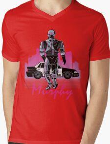 MURPHY DRIVE Mens V-Neck T-Shirt