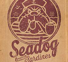 Seadog Sardines by vcalahan