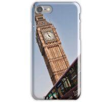 Big Ben with Double Decker iPhone Case/Skin