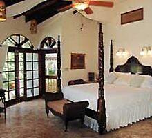 Peter Bay St John USVI Villa La Susa Bedroom by stjohnultimatev