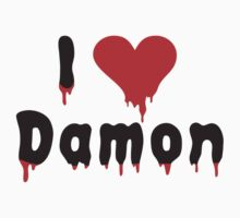 i love Damon by love-love-love