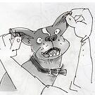 ear tug by Matt Mawson