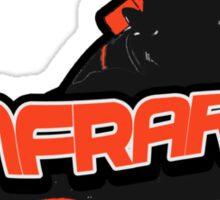 Infrared 6's Black Sticker