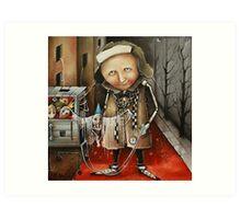 Thief Of Dreams Art Print