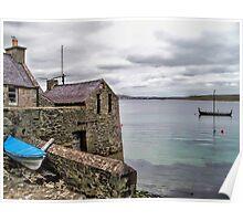 Shetland Lodberry Poster