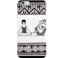 Yoga one-O-one iPhone Case/Skin