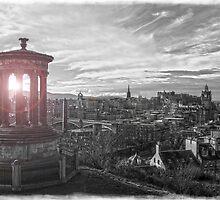 Edinburgh Isolation by DavidWHughes