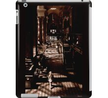 The Royal Exchange, Manchester, England iPad Case/Skin