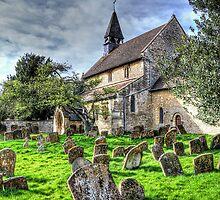 Church of Saint Edmund and Saint George by vivsworld