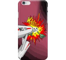 Lichtenstein Star Trek - Whaam! iPhone Case/Skin