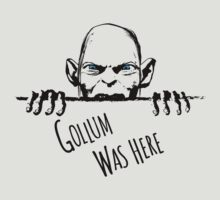 Gollum was here T-Shirt