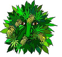 Marijuana Pagan Greenman by imphavok