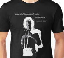 Patti Smith 4 Unisex T-Shirt