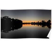 Murray River - Mildura Poster