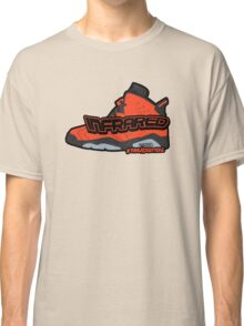 Infrared 6's Red Classic T-Shirt