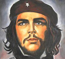 Che Guevara by Adri Reyneke