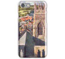 York Views from York Minster iPhone Case/Skin