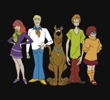 Scooby Doo  by famedazed